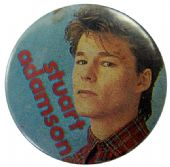 Big Country - 'Stuart Tartan Shirt' Button Badge